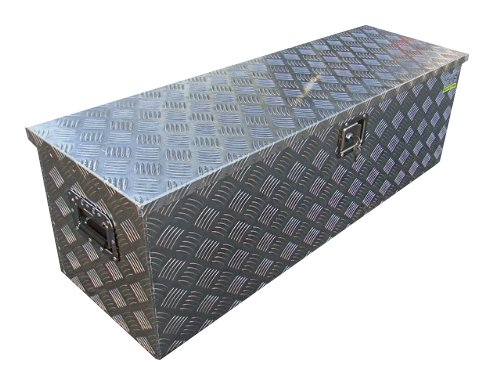 Tms 174 Aluminum Tool Box Tote Storage For Truck Pickup Bed